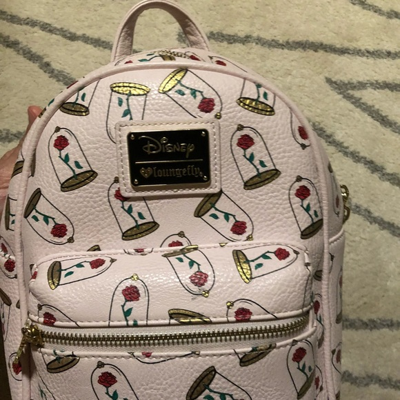 Loungefly Handbags - Loungefly Disney Belle Backpack